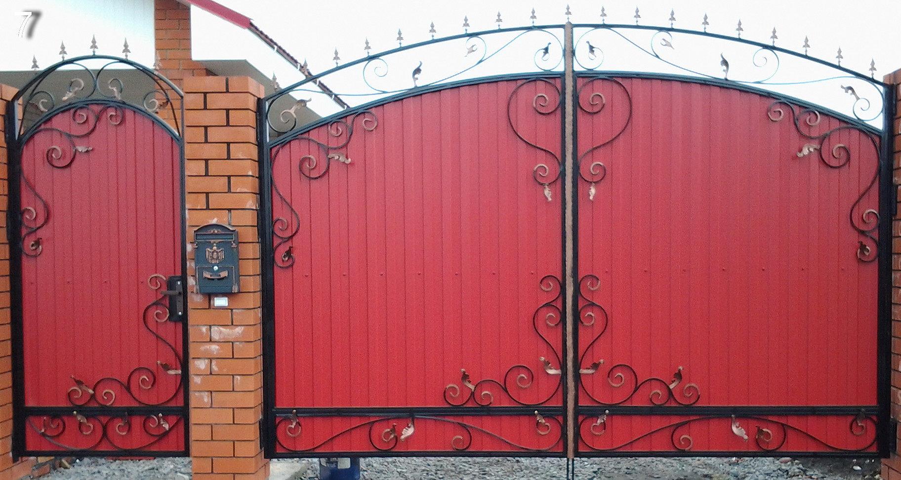 Каксделать ворота монтаж автоматичеких ворот