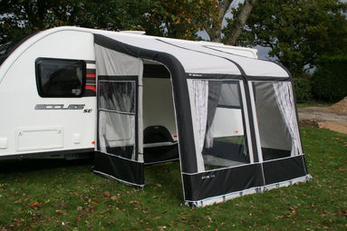 Bradcot Aspire Air 260 Air Awnings 100 Inflatable