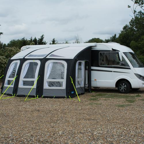Air Awnings 100 Inflatable Caravan And Motorhome Awnings