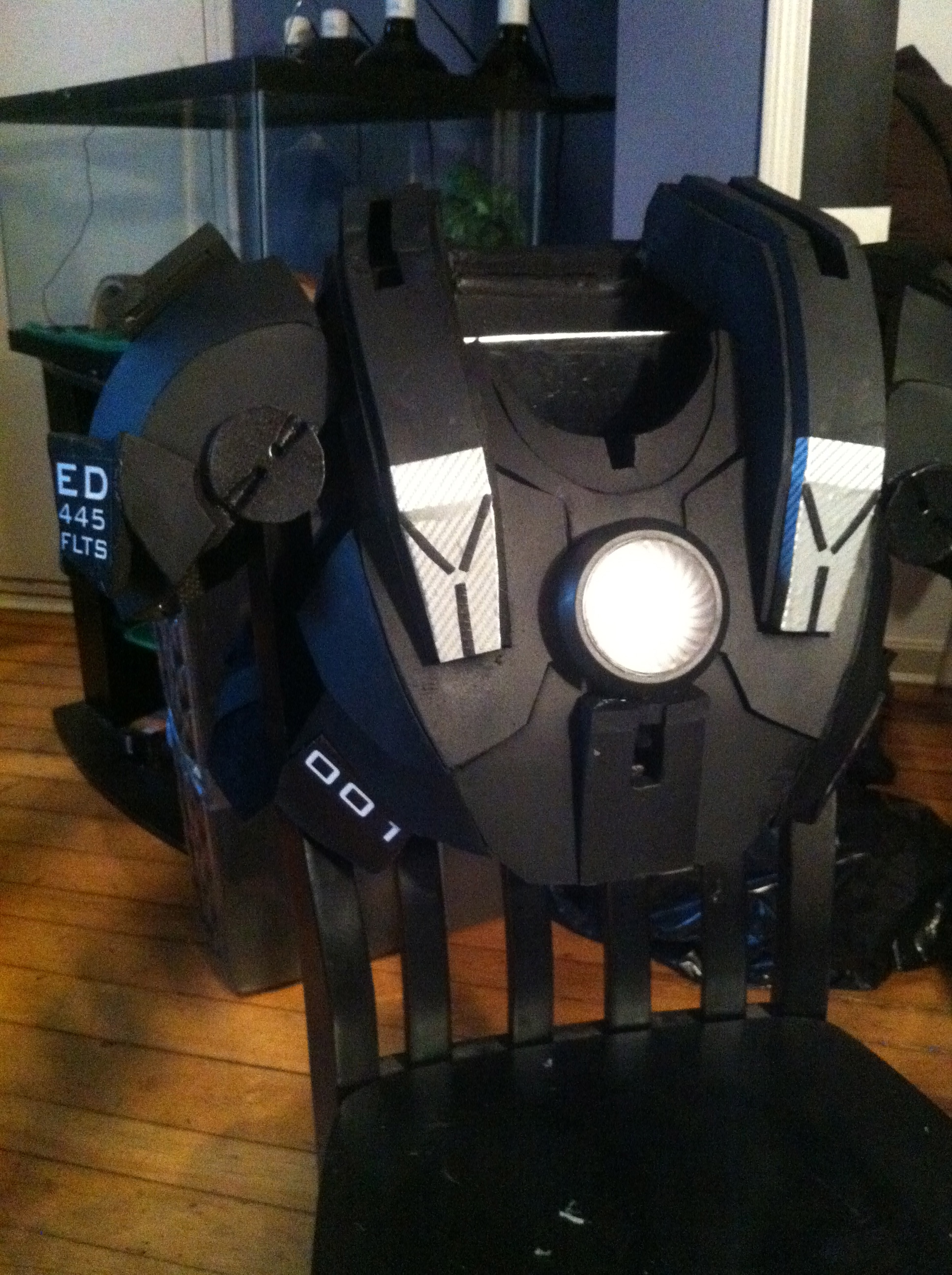 Snakepit Studios Cosplay Costumes | War Machine chest plate