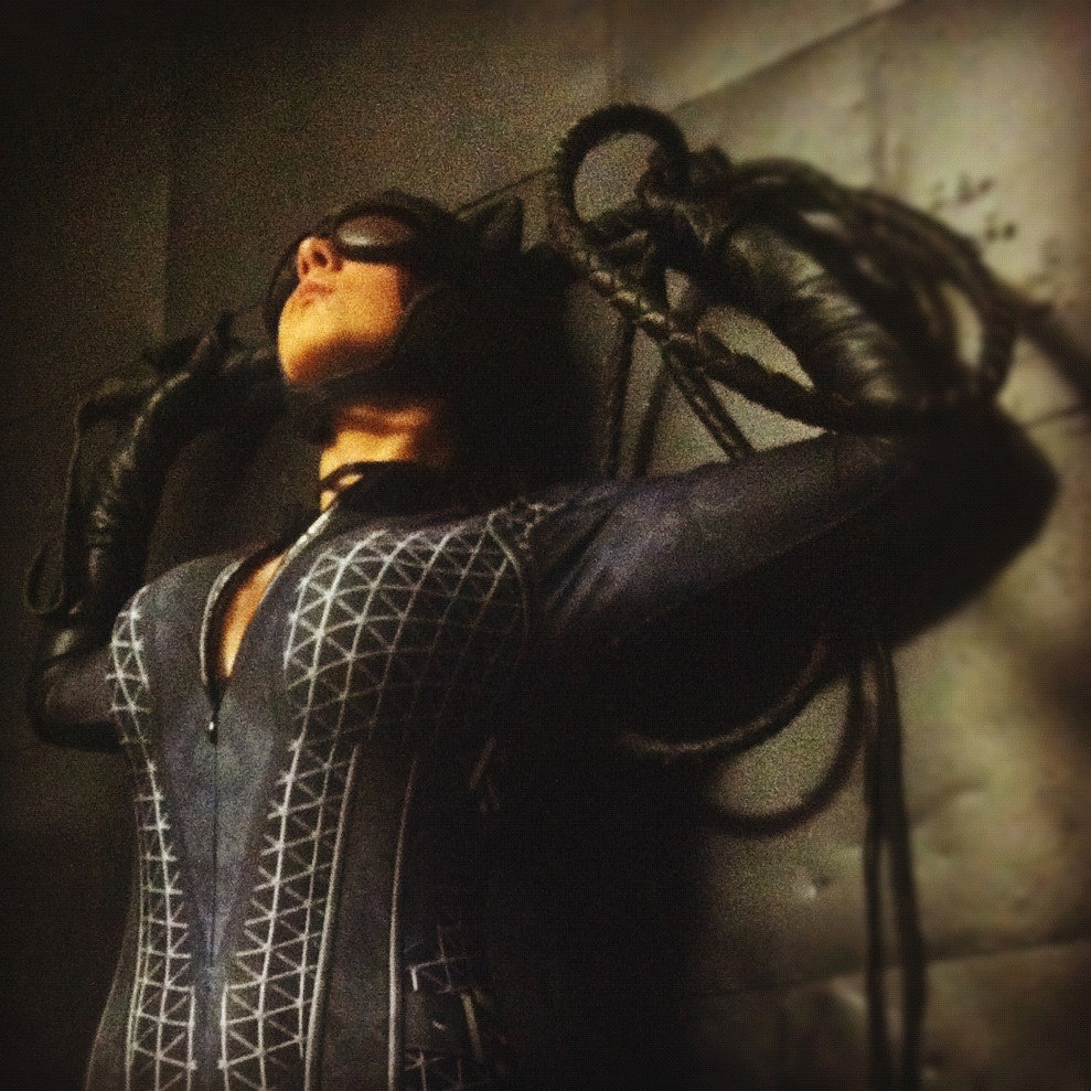 Snake Pit Studios by Keith Charles | Arkham City Catwoman ...