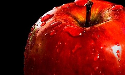Fruta del deseo, liquido de fruta