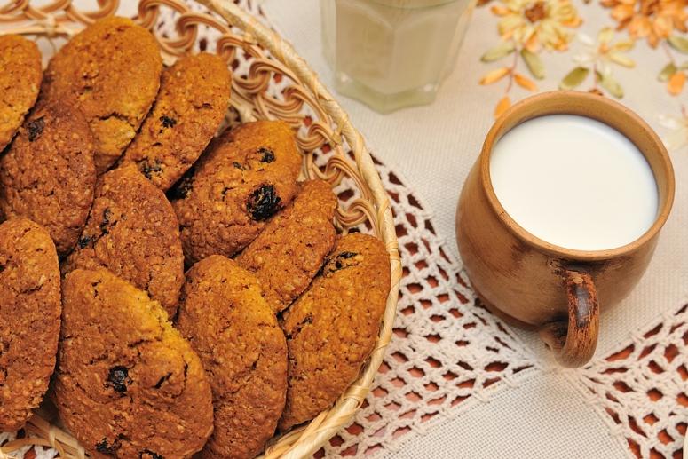 Овсяное печенье, рецепты с фото на m: 115 рецептов