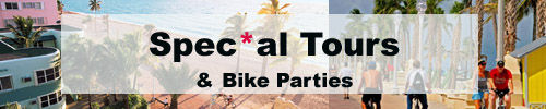 special tours & biking parties