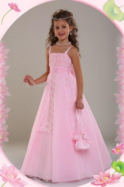 Детские вечерние платья на выпускной в садик