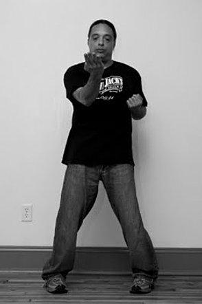 Sifu Anthony (Moy Tung) Dandridge