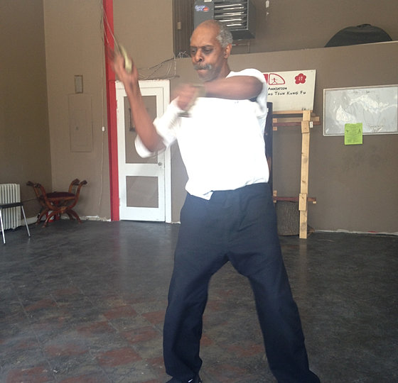 Butterfly Knives Moy Sum Tung Wing Chun