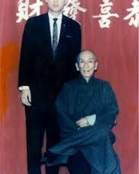 Moy Yat and Ip Man