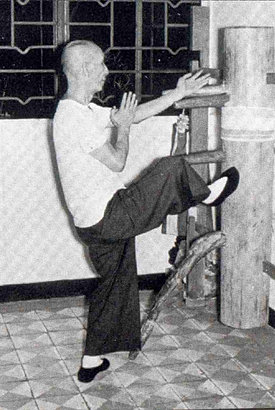 Ip Man Muk Yan Jong Wooden Dummy