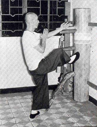 Ip Man Muk Yan Jong Wooden Dummy