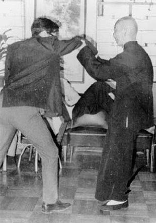 Ip Man Wing Chun Application