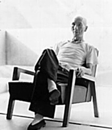 Ip Man seated