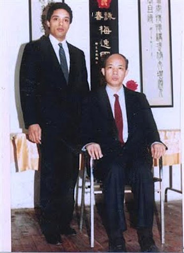 Moy Yat and Moy Tung