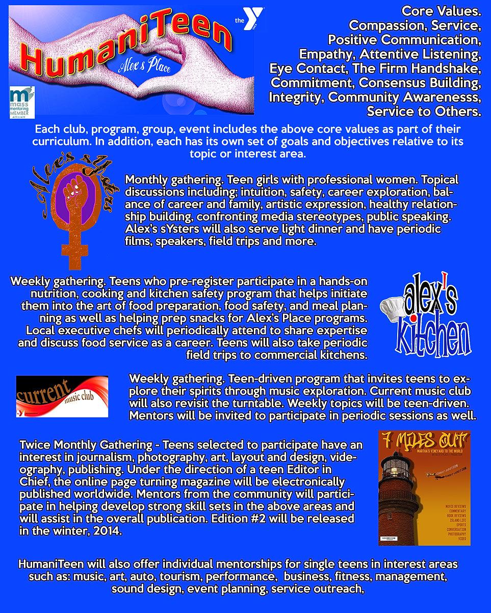 alexsplace teencenter marthasvineyard programs outreach