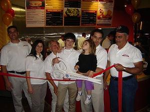 Ribbon Cutting 2006.JPG