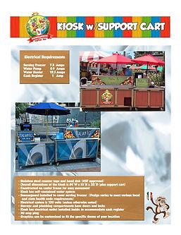 Support Cart Kiosk