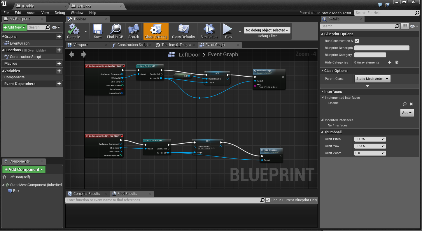 Ue tip using blueprint interfaces to implement easy usables ue tip using blueprint interfaces to implement easy usables casualdistraction malvernweather Choice Image