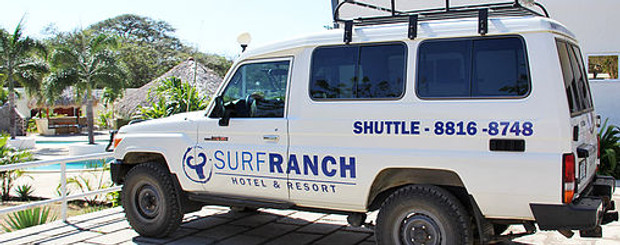 Surf Ranch Shuttle