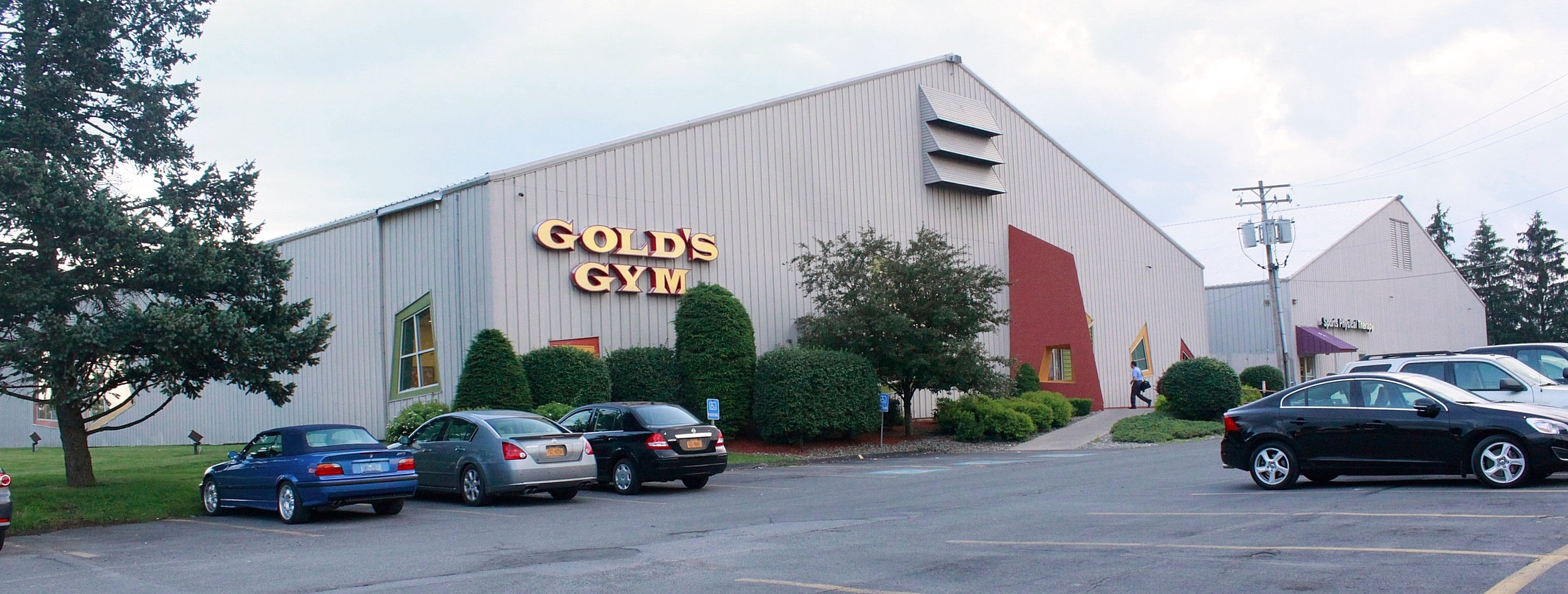Golds Gym Syracuse | Gold's Gym Liverpool