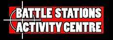 BATTLE STATIONS ACTIVITY CENTRE LOGO