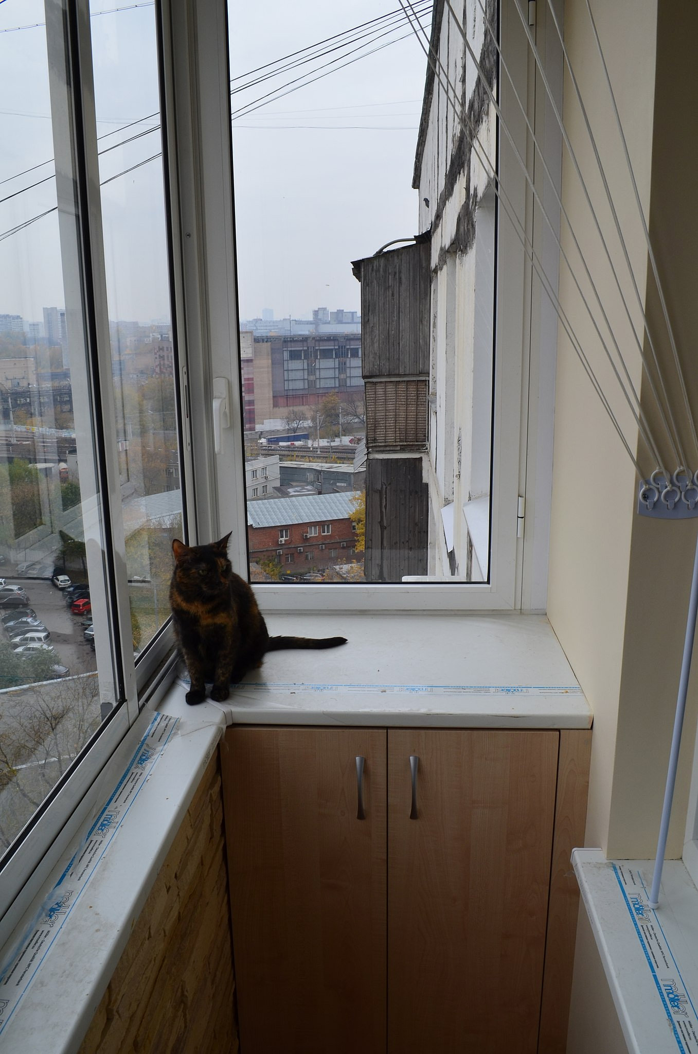 Остекление балкона дом ii 57. - остекление лоджий - каталог .