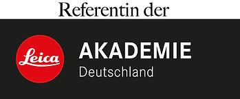 Logo_Leica Akademie Deutschland negativ