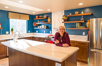The Team At Cutting Edge Kitchen And Bath Were A Terrific Team To Work With  Throughout The Entire Remodel. The Design Changed Significantly From The ...