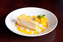 Mango Cheesecake - Desserts