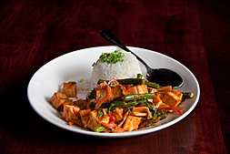 THAI CURRY - WOK TOSSED DISHES