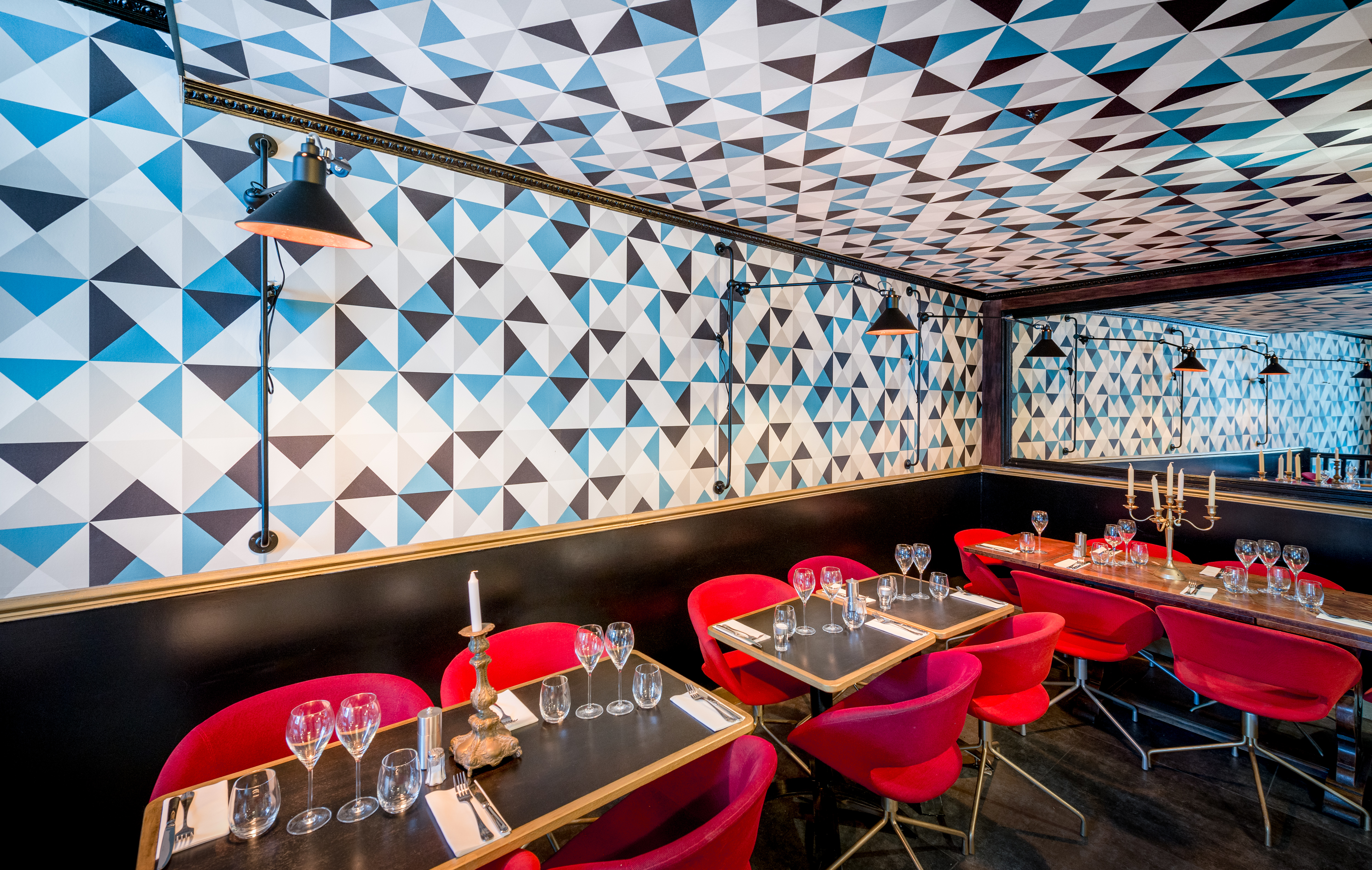 Restaurant le braque paris for Le miroir resto paris