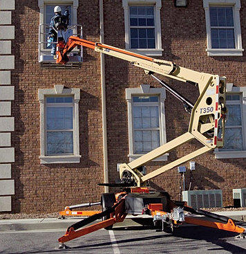 New Jlg Tow Behind Man Lifts