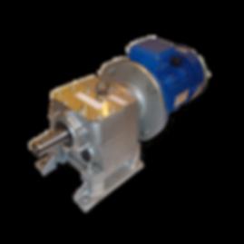 Соосный цилиндрический мотор редуктор