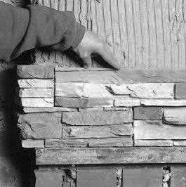 Arquipiedra piedra artificial piedra reconstituida - Limpiar piedra artificial ...