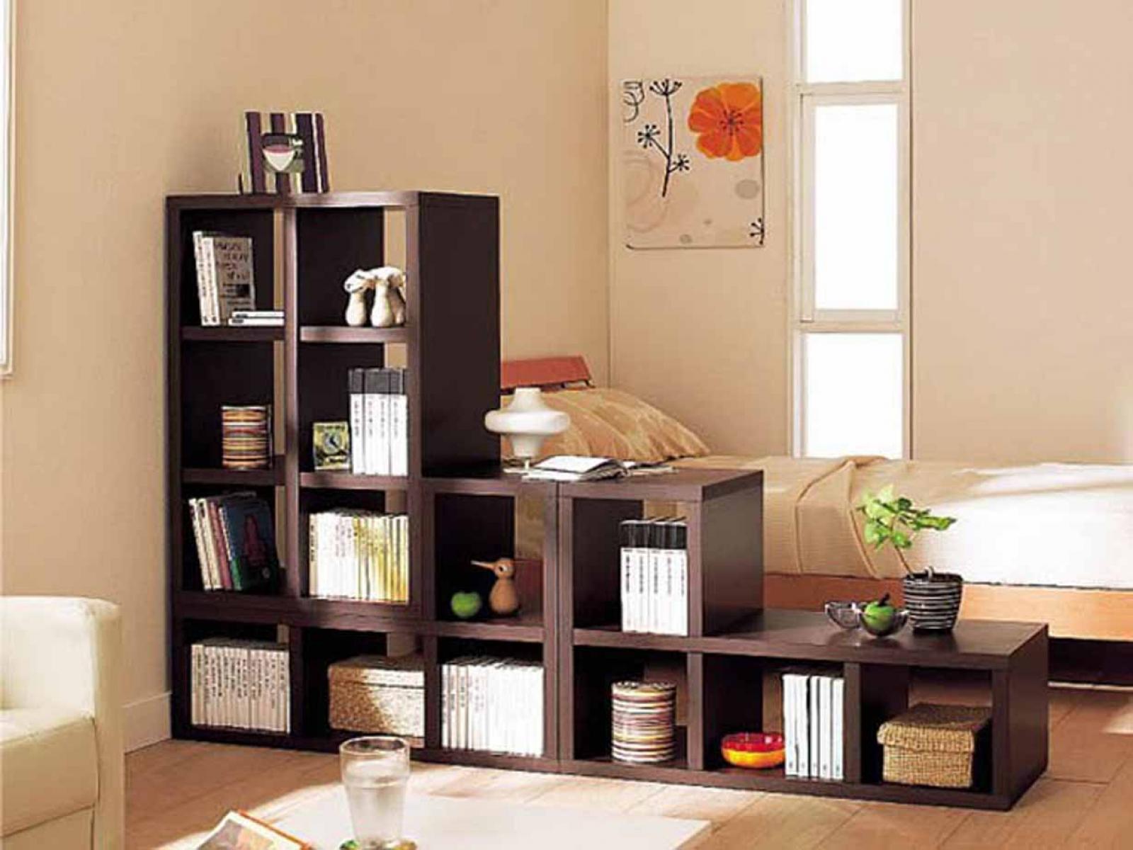 Дизайн интерьера спальни-гостиной - строительная компания si.