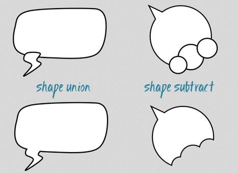 custom speech/thought bubbles in powerpoint | joanna kurpiewska, Powerpoint templates