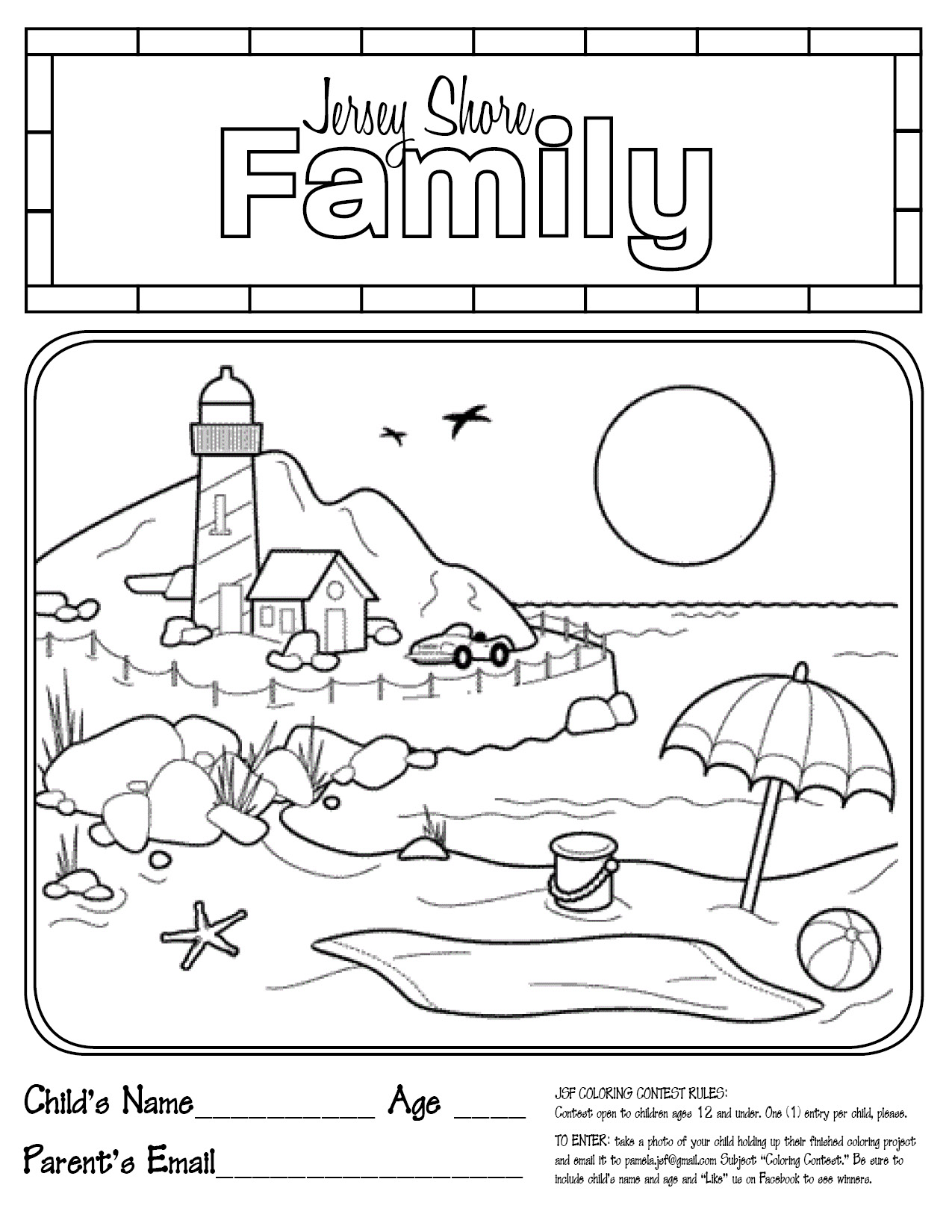 Coloring Pages Jersey Coloring Pages jersey coloring pages eassume com shore family pages