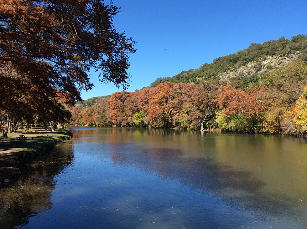 River Cabins Comal County Moo Cow Cabins On The