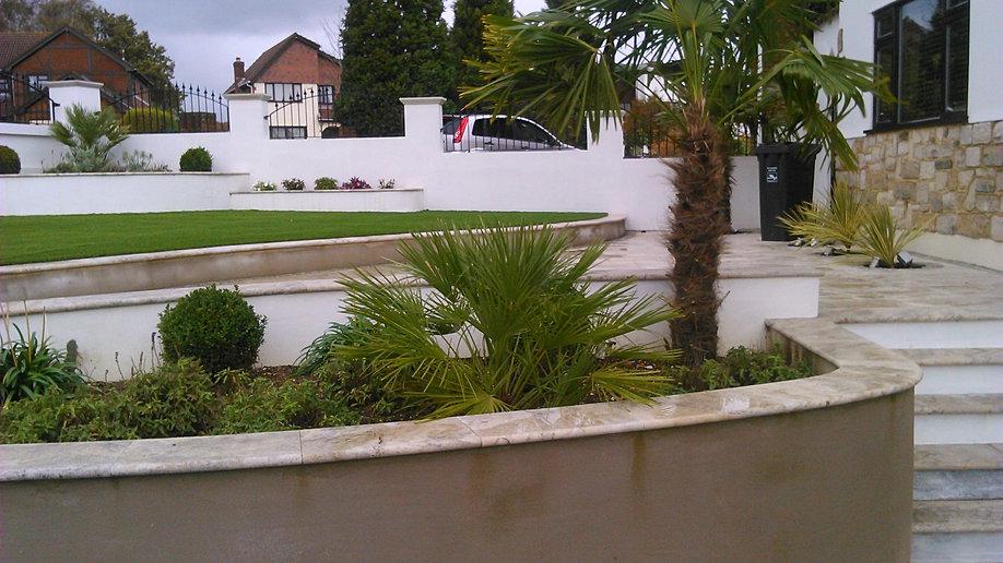 Bh garden solutions landscape garden design bournemouth for Garden design bournemouth