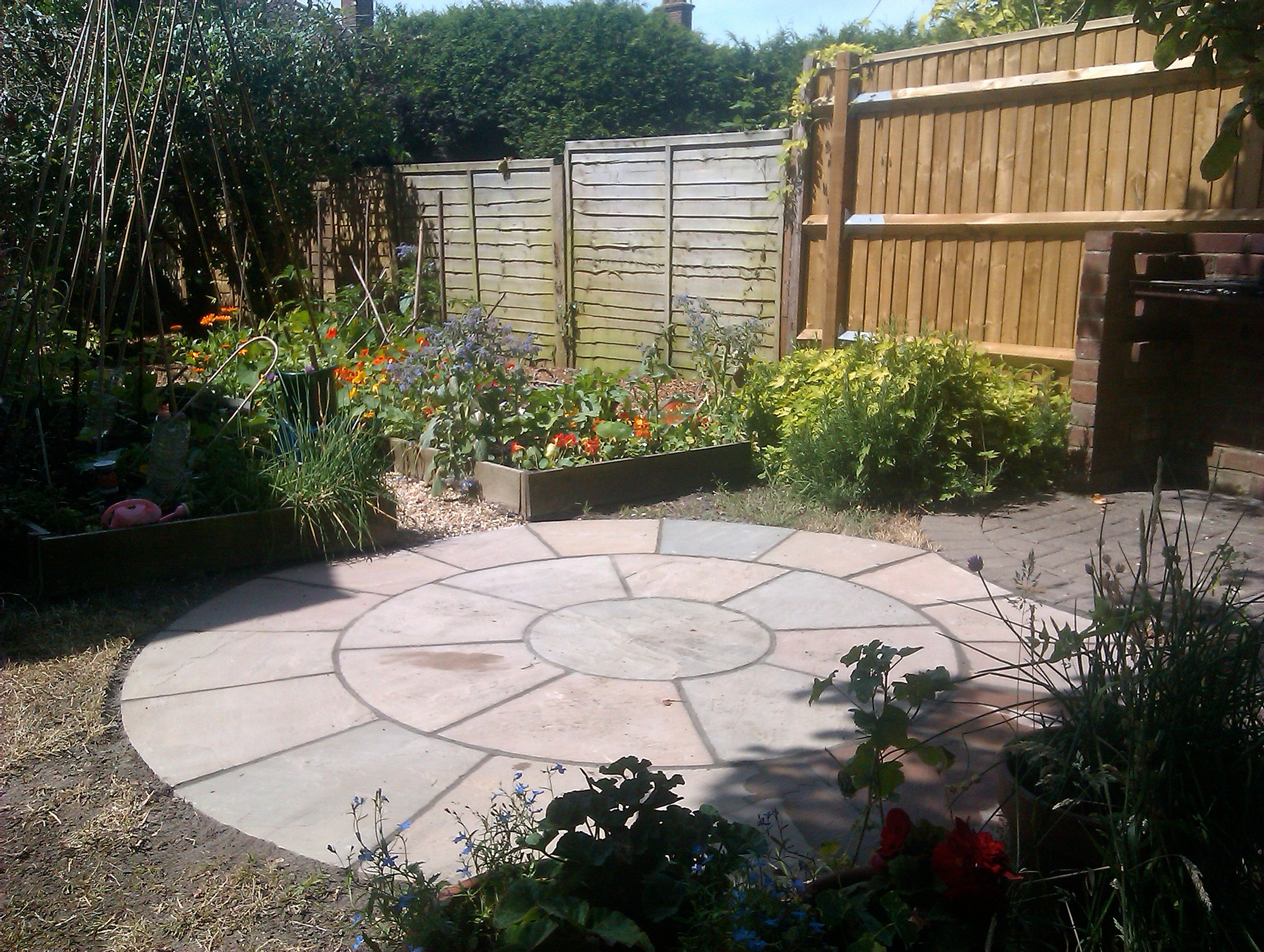 Landscape design garden maintenance bournemouth bh for Landscape garden design christchurch