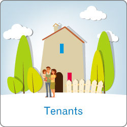 What are some basic rights of a tenant?