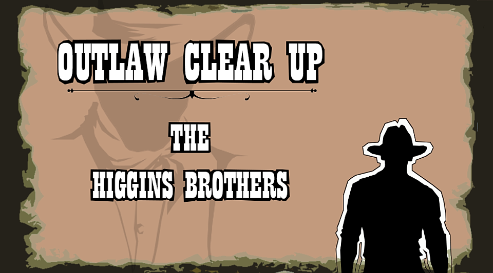Outlaw Clear Up