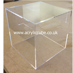 clear acrylic cube. Black Bedroom Furniture Sets. Home Design Ideas