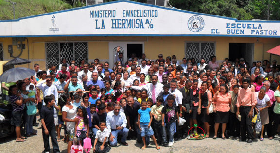 Ministerio la hermosa created by levil1102 based for Ministerio del inter