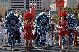 Lions of Batucada parade.jpg