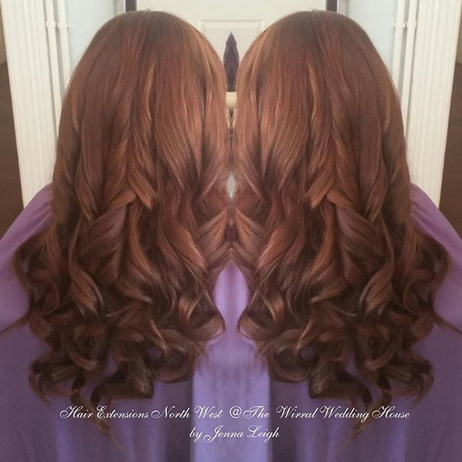 Hair extensions northwest by jenna the wirral wedding house hairextensions wirral northwest pmusecretfo Image collections
