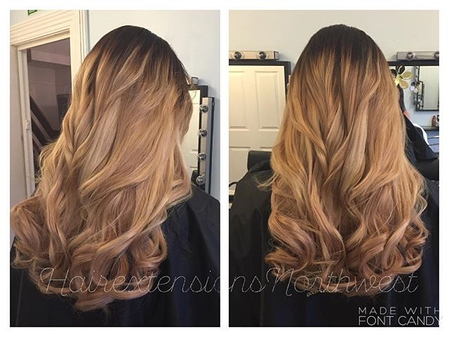 Hair Extensions Northwest By Jenna The Wirral Wedding House