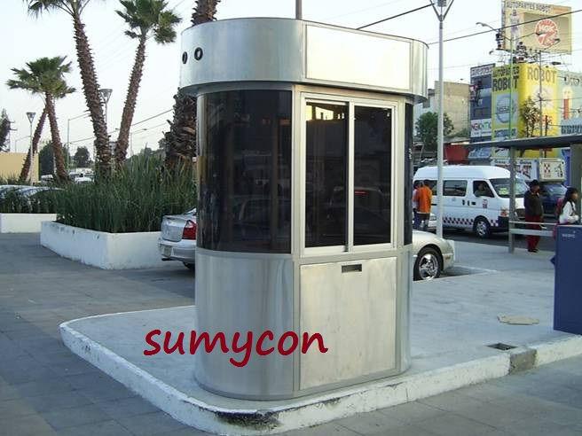 Sumycon profesionales a su servicio for Casetas de aluminio
