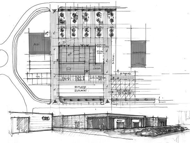 belliere maniere architectes villers cotter ts tertiaires et industriels. Black Bedroom Furniture Sets. Home Design Ideas