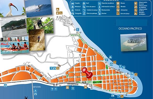 Bahia de Caraquez | Map