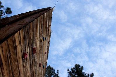 Pine Springs Ranch Climbing Tower